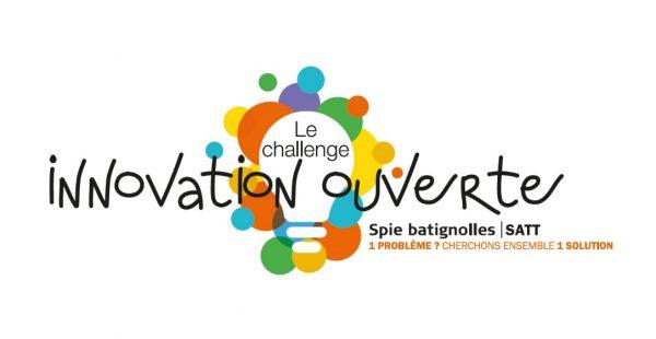 Logo Innovation Ouverte - Spie Batignolles