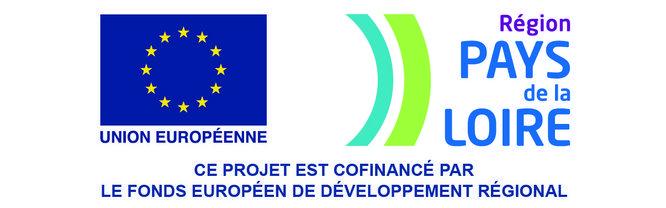 Logo FEDER Pays de la Loire