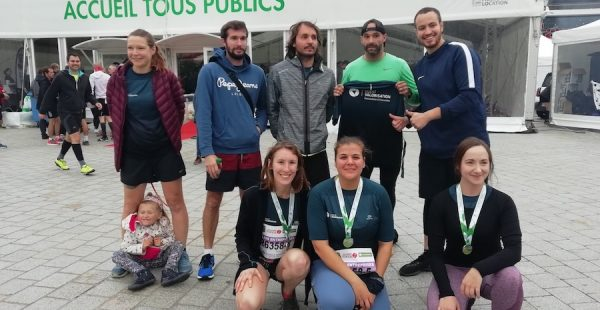 Ouest Valorisation - marathon vert