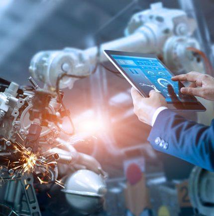 Top trend robotique & manufacturing